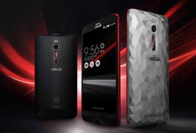 Asus Zenfone 2 Special Edition